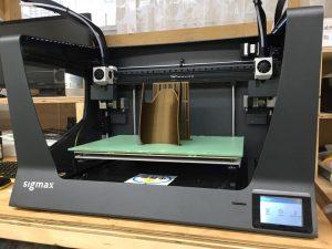大型3Dプリンタ